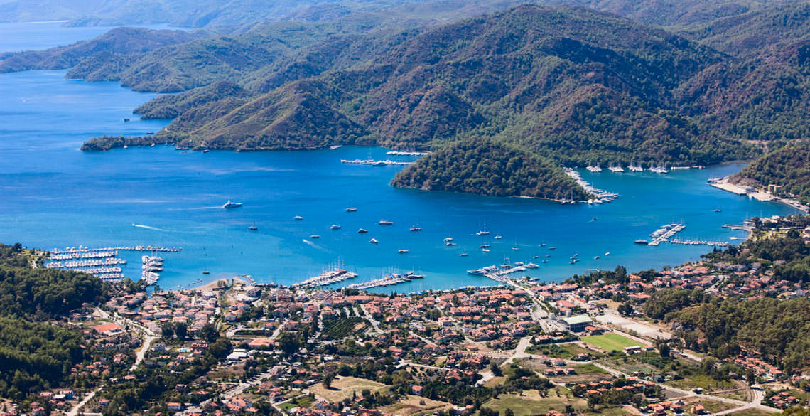 Our Turkish Villa _ Gocek Port