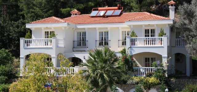 Our Turkish Villa — the Villa Daidalos